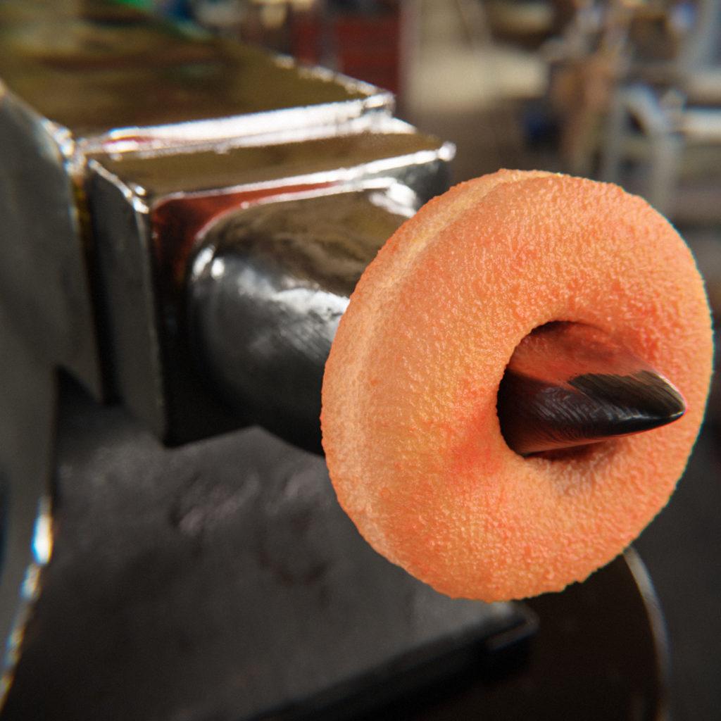 Enclume et Donut