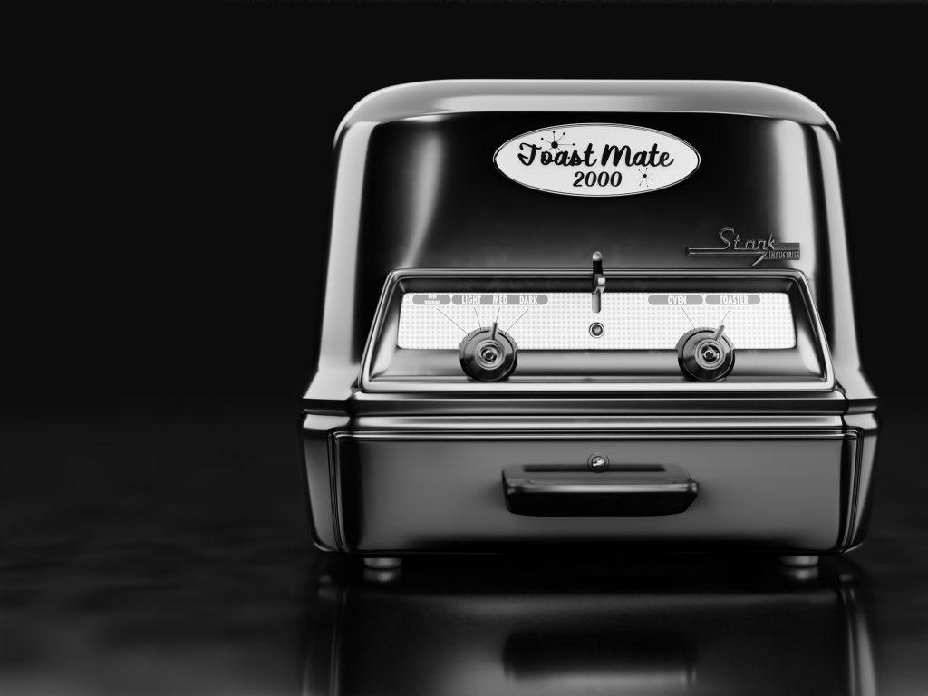 Toast Mate 2000